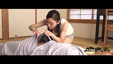 ATTACKED BY MOTHER-IN-LAW WITH MORNING ERECTION - TRAILER 2 @JAVPMV